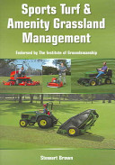 Sports Turf   Amenity Grassland Management