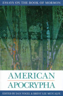American Apocrypha How A Historical Critical View Of