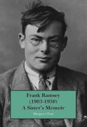 Frank Ramsey  1903 1930