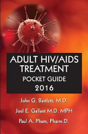 Adult HIV AIDS Treatment Pocket Guide 2016