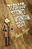 Tobacco stained Mountain Goat