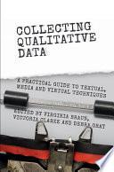 Collecting Qualitative Data