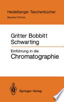 Einführung in die Chromatographie