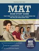 Mat Exam Study Guide