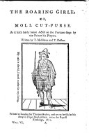 download ebook a select collection of old plays: roaring girl, or, moll cutpurse pdf epub
