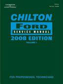 Chilton Ford Service Manual