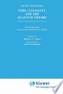 Time  Causality  and the Quantum Theory