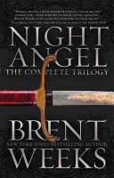 Night Angel : weeks' blockbuster night angel trilogy. with over...