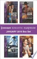 Harlequin Romantic Suspense January 2016 Box Set book