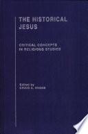 The Historical Jesus  Jesus  mission  death  and Resurrection