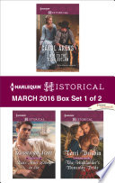 Harlequin Historical March 2016   Box Set 1 of 2