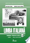Limba italian    Manual pentru clasa a V a  limba I