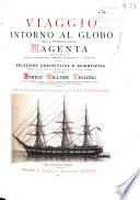 Viaggio intorno al globo della r  pirocorvetta italiana Magenta negli anni 1865 66 67 68
