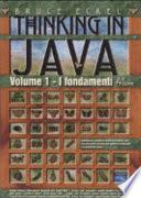 Thinking in Java vol  1 Fondamenti