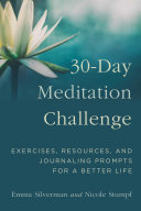 30-Day Meditation Challenge Pdf/ePub eBook