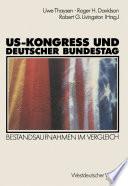 US Kongre   und Deutscher Bundestag