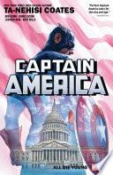 Captain America By Ta-Nehisi Coates