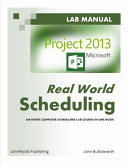 Microsoft Project 2013   Real World Scheduling