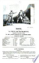 Edith, ou la veuve de Southampton