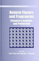 Natural Flavors and Fragrances The Early 19th Century The World Of