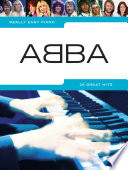 Really Easy Piano: Abba The Swedish Superstars Of Pop