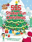 555 Sticker Fun Christmas : sticker fun christmas features fun, imaginative text...