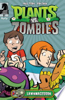 Plants vs. Zombies: Lawnmageddon #2 In The House Of Mush Mouthed Inventor