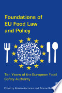 Foundations Of Eu Food Law And Policy