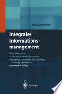 Integrales Informationsmanagement