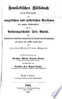 Homiletisches H  lfsbuch