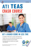 ATI TEAS Crash Course   Book   Online
