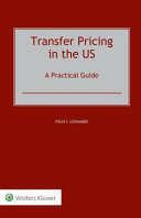 Transfer Pricing in the US