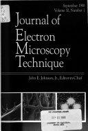Journal of electron microscopy technique