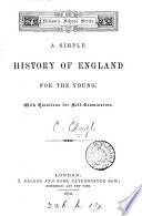 A Simple History Of England
