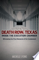 Death Row  Texas  Inside the Execution Chamber Book PDF