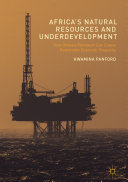 Africa's Natural Resources and Underdevelopment Book