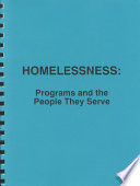 Homelessness Clients Nshapc Is A Landmark Study It Was