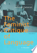 The Feminist Critique of Language