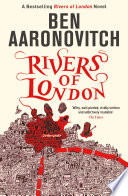 Rivers of London by Ben Aaronovitch Adichie