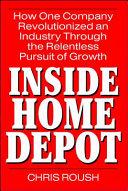 Inside Home Depot