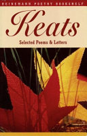 Selected Poems and Letters of Keats
