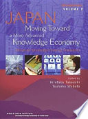 Japan  Moving Toward a More Advanced Knowledge Economy  2