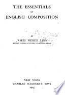 The Essentials of English Composition