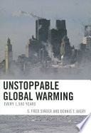 Unstoppable Global Warming book