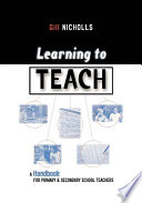 Learning to Teach