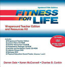 Fitness for Life Wraparound Teacher Edition and Resources Kit Updated 5th Edition