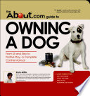 About Com Guide To Owning A Dog