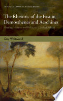 The Rhetoric of the Past in Demosthenes and Aeschines Book PDF