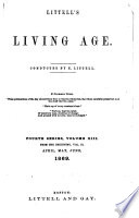 Littell s Living Age Book PDF