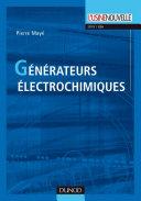 illustration Générateurs électrochimiques
